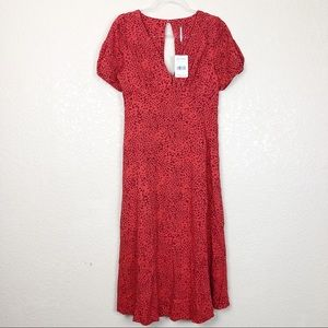 Free People Looking for Love Dress sz 4